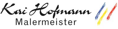 Malermeister Kai Hofmann – Raumgestaltung, Fassadenarbeiten, Fussbodenbeläge